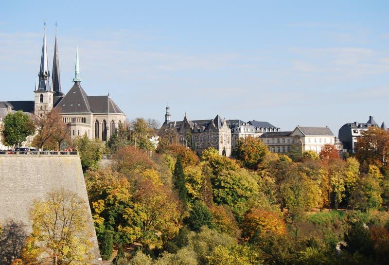 luxembourg obraz stock