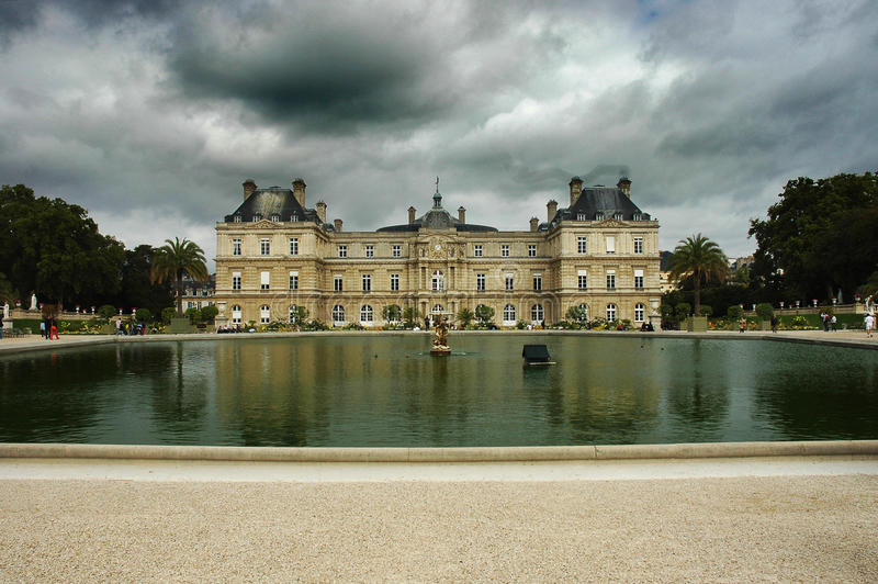 Download Luxembourg Palace stock photo. Image of classic, history - 27184672