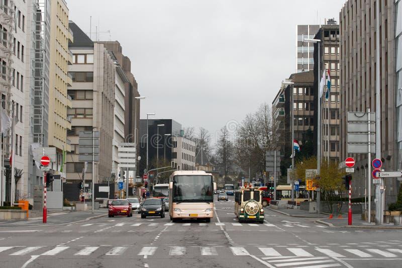 luxemburg royaltyfria bilder