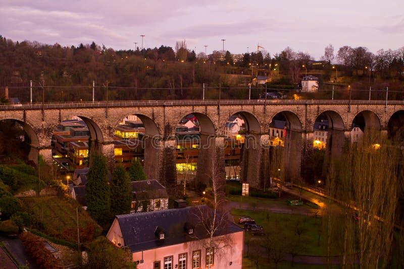 Luxemburg-Stadt lizenzfreie stockfotos