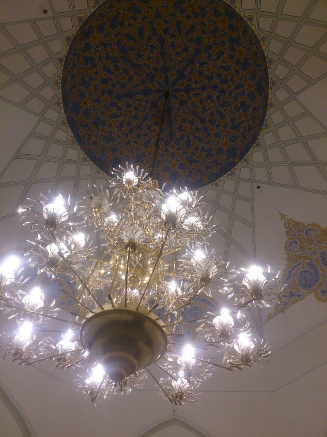 Luxery saint de tombeau en Iran photographie stock