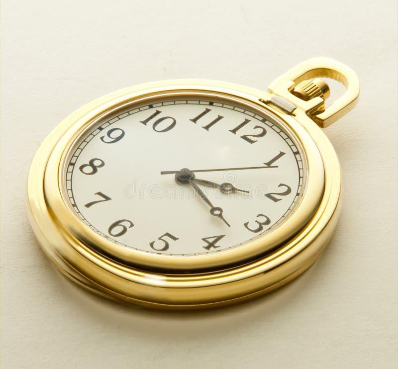 Download Relógio dourado foto de stock. Imagem de dourado, corrente - 29842002