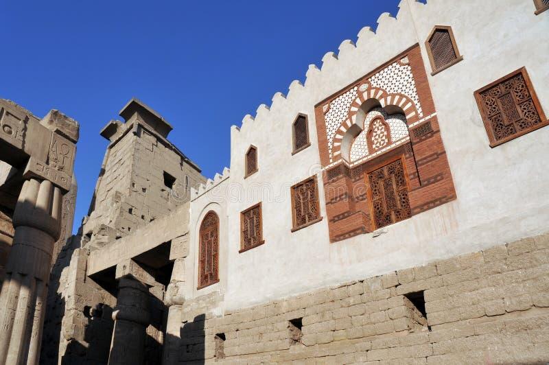 Luxor fotografia stock