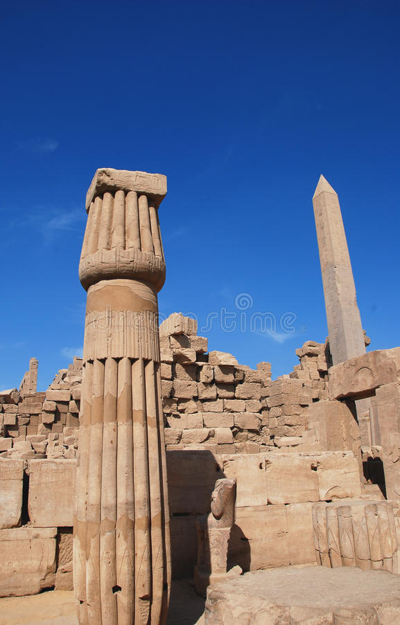 Download Luxor stock image. Image of history, archeological, archeology - 13026405