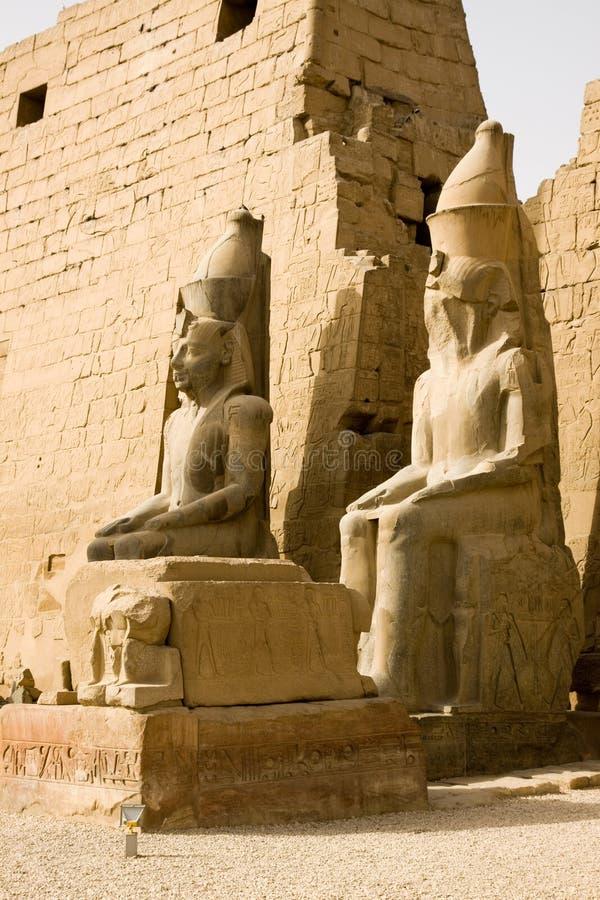 Luxor stock fotografie
