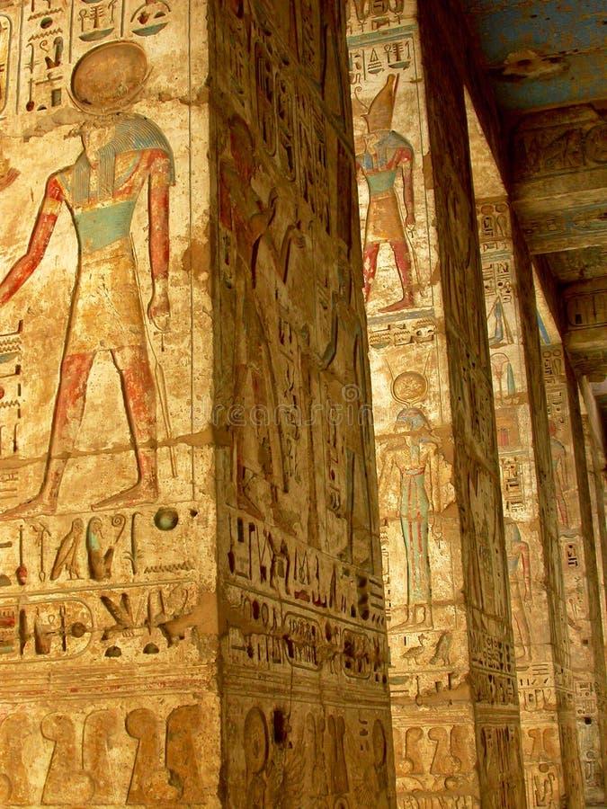Luxor stockbild