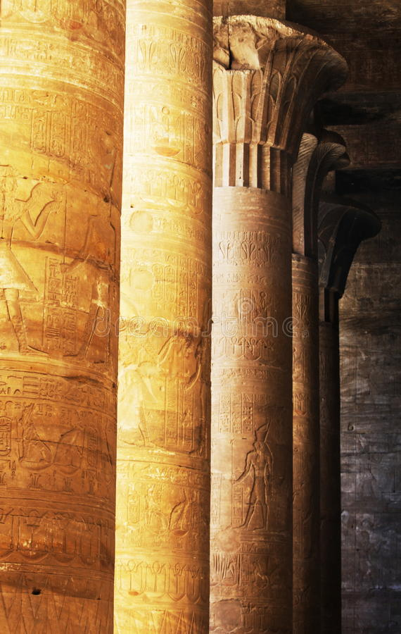 Luxor στοκ εικόνα