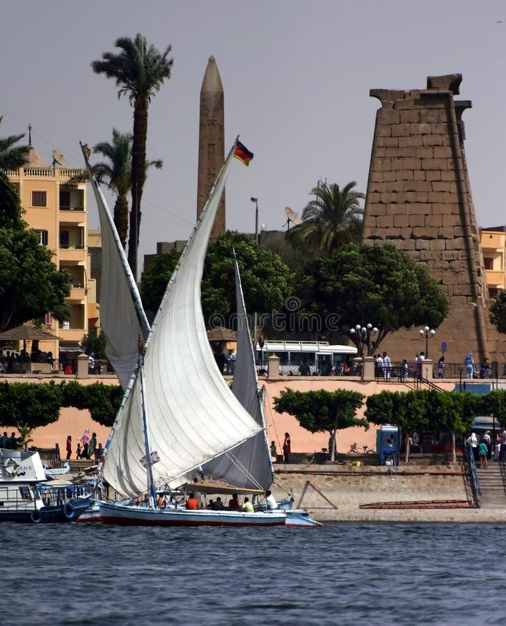 Download Luxor photo stock. Image du pays, temple, ramses, désert - 732436