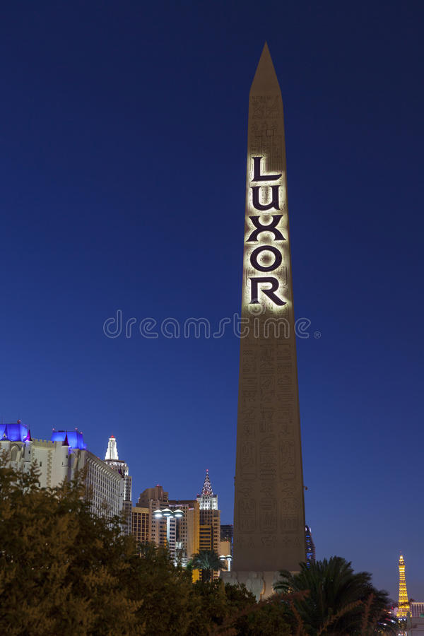 Download Luxor Hotel Sign In Las Vegas, NV On May 31, 2013 Editorial Photography - Image of states, time: 31351052