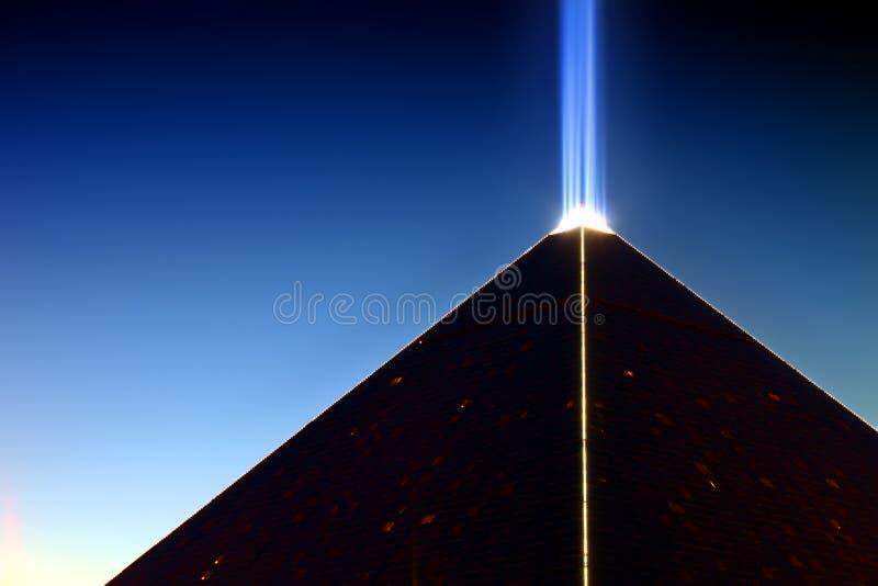 Luxor Las Vegas Hotelowy i Kasynowy zdjęcie stock