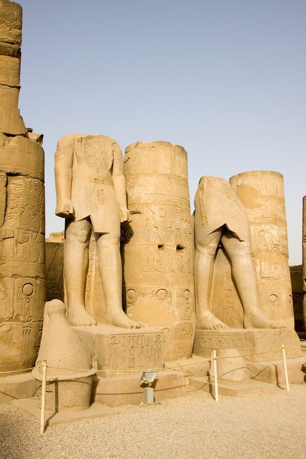 Luxor temple royalty free stock photos