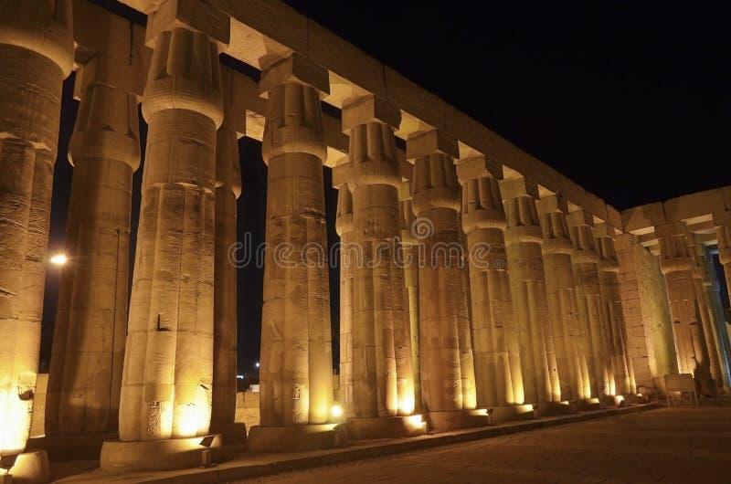 Download Luxor Temple stock image. Image of luxor, egypt, civilization - 28693323