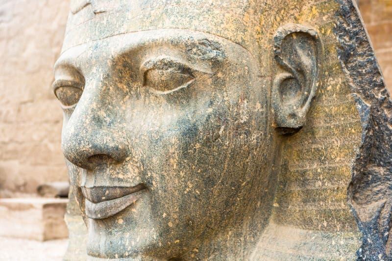 Luxor Temple, Karnak, Египет стоковое фото
