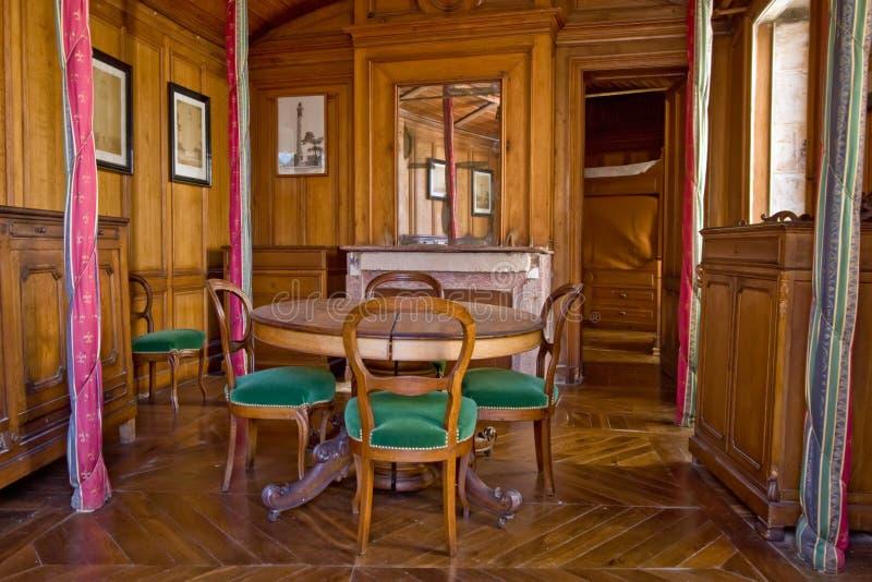 Luxueus huisbinnenland royalty-vrije stock fotografie