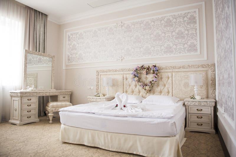 Luxueuze binnenlands in de uitstekende stijl royalty-vrije stock afbeeldingen