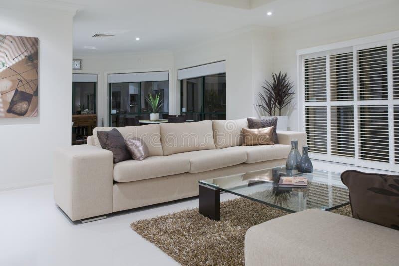 Luxueuze woonkamer