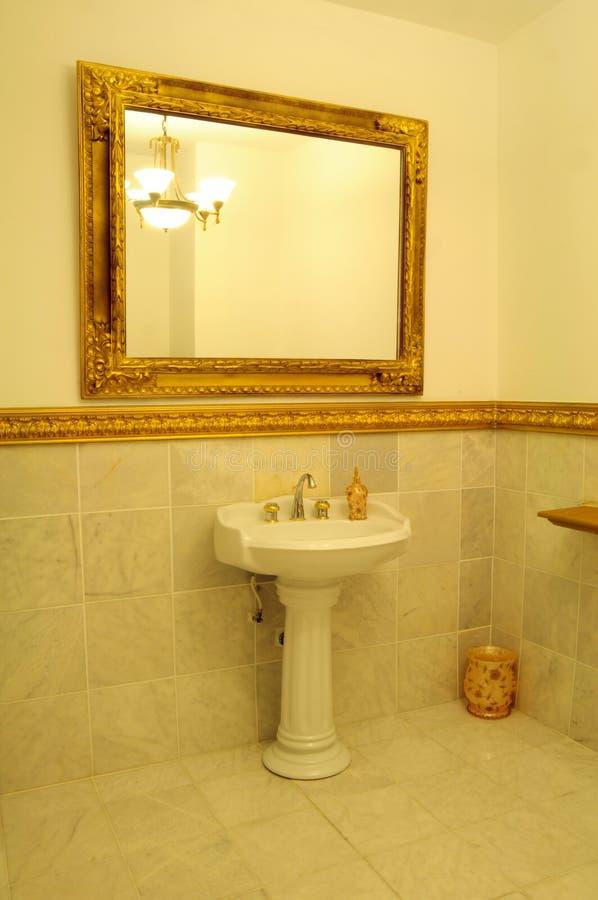 Luxurious Bathroom Stock Images