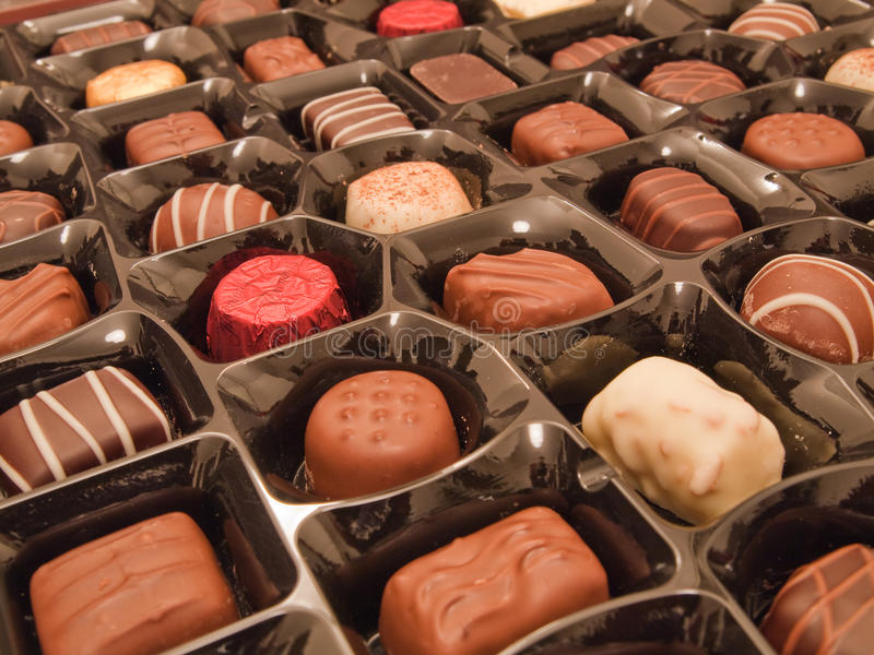 Download Luxurious chocolates stock image. Image of mouth, sweets - 13047281