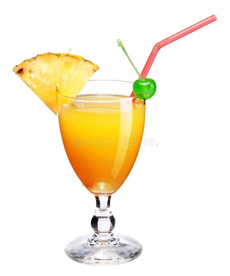 Luxurious cocktail stock photo