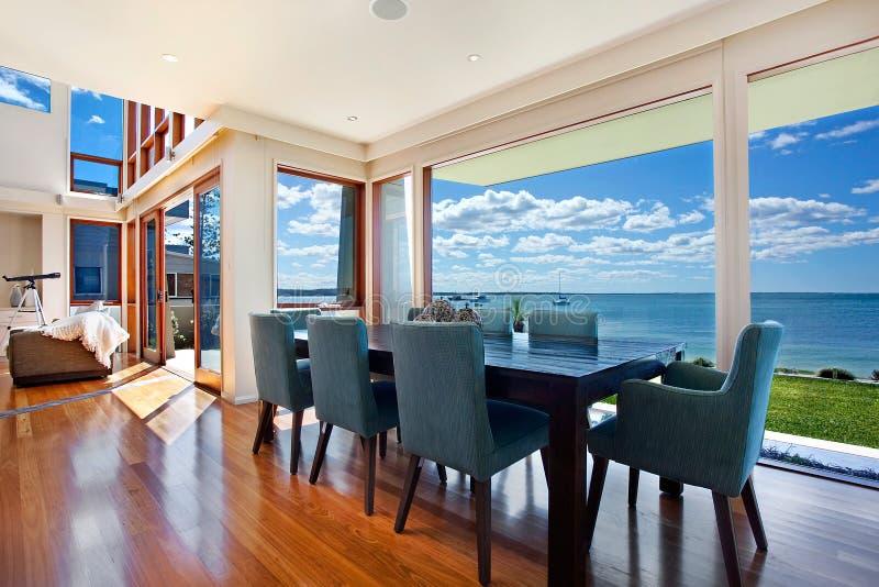Luxurious Dining Room stock photos