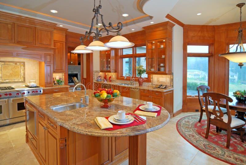 Luxurious Home Interior stock photos