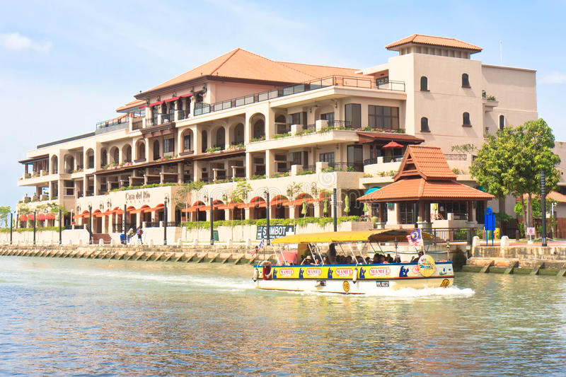 Download Luxurious Hotel of Malacca editorial image. Image of comfortable - 23041680