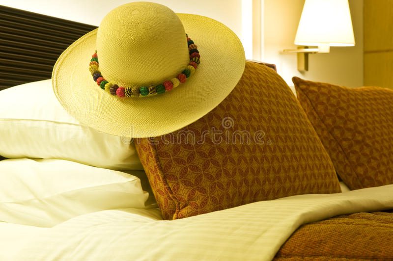 Download Luxurious hotel room stock photo. Image of lamp, lodging - 9647412