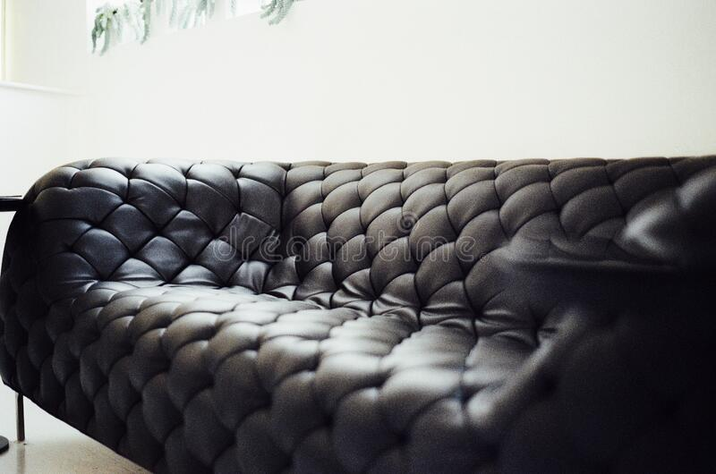 Luxurious Leather Couch Free Public Domain Cc0 Image
