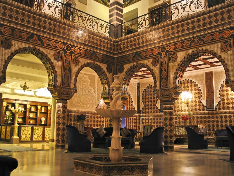 Download Luxurious oriental hotel stock image. Image of lavish - 22704287