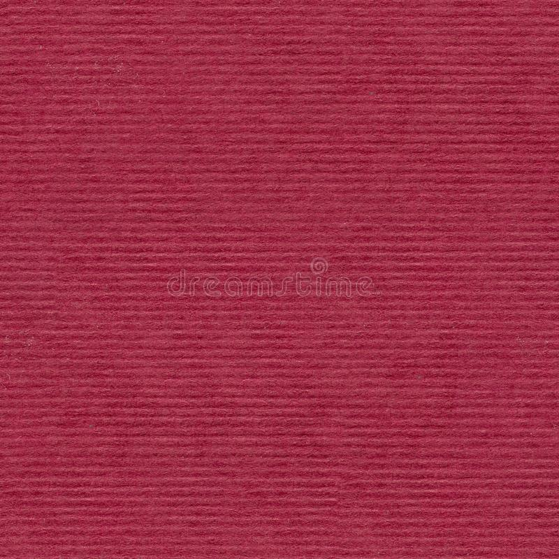 Luxurious red background, handmade paper with stripe. Seamless square texture, tile ready. High quality image stock image