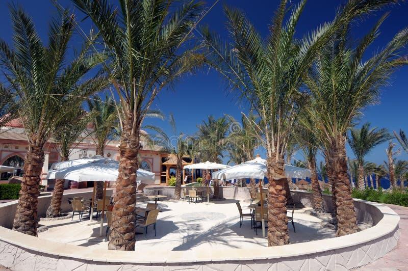 Download Luxurious Resort Scene Stock Photo - Image: 6653090