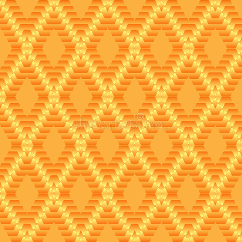Luxurious seamless tapestry background. Seamless geometrical pattern may be useful for print, fabric, tapestry, craftsmanship, scrap-booking etc. Vector royalty free illustration