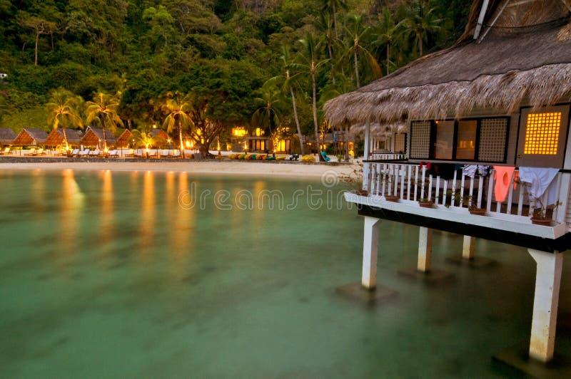 Download Luxurious Waterfront Villas Stock Photo - Image: 10375448