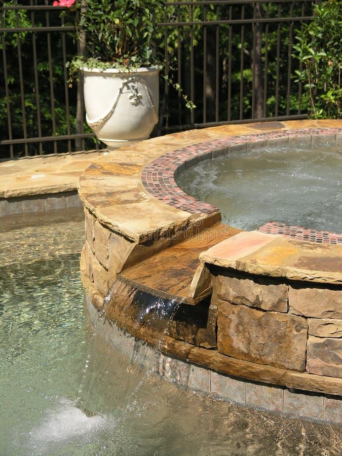 Download Luxury 1 - Pool 2 stock image. Image of regal, swim, summer - 2979217