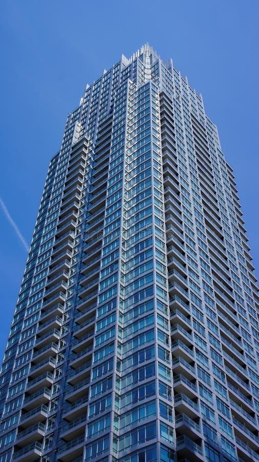Luxury apartment building stock photos