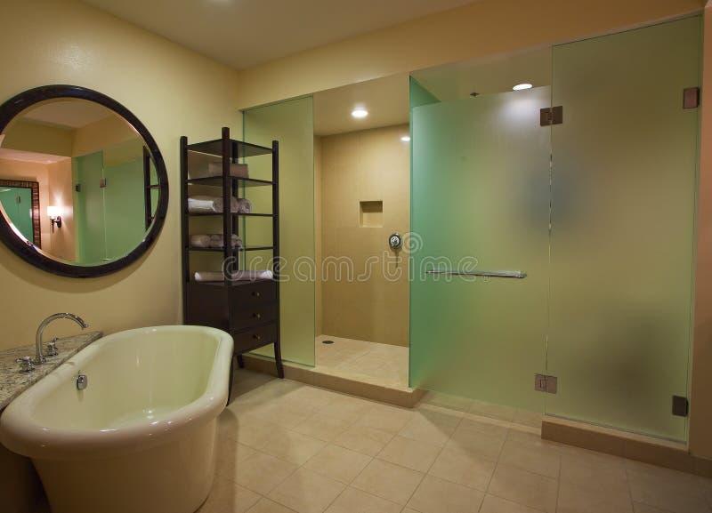 Download Luxury bathroom stock photo. Image of design, indoors - 12208614