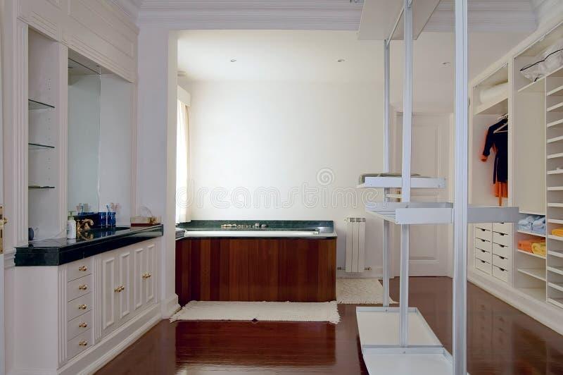 Luxury bathroom royalty free stock images