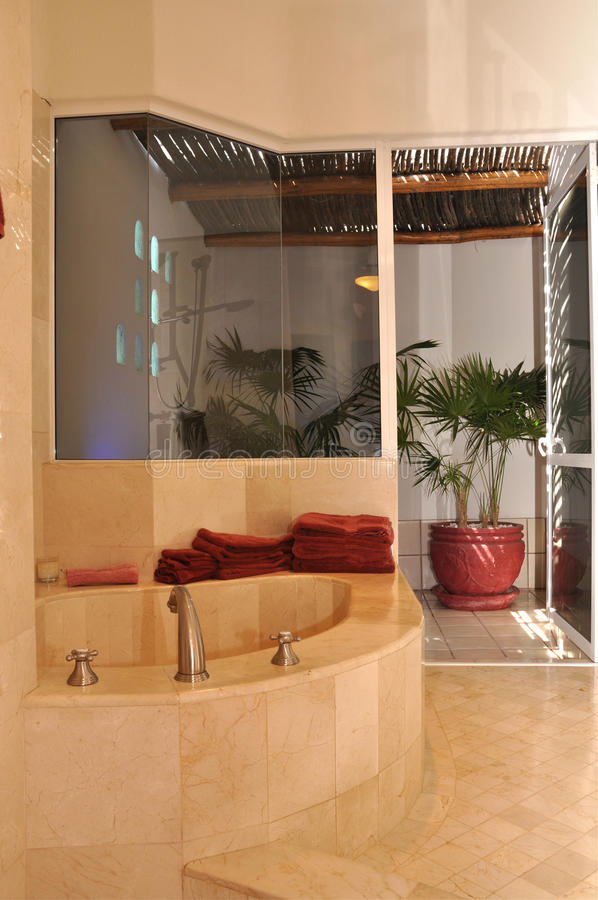 Download Luxury Bathroom Royalty Free Stock Images - Image: 14621119