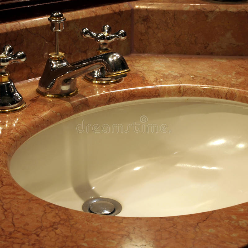 Download Luxury Bathroom stock image. Image of room, comfortable - 25296029