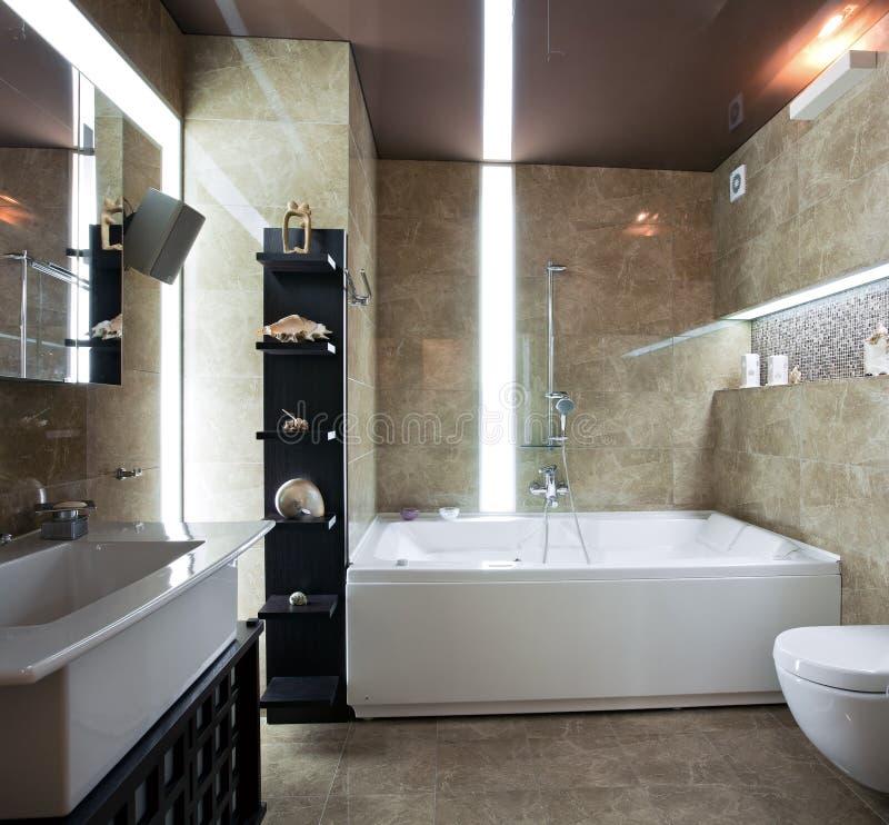 Download Luxury bathroom interior stock photo. Image of bathroom - 14489980