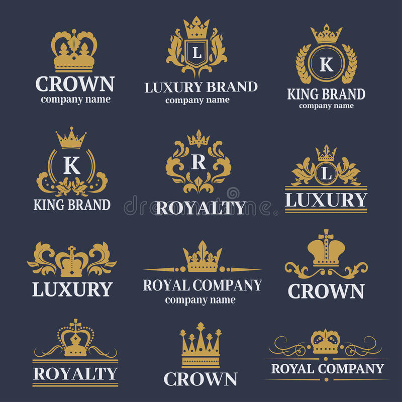 Luxury boutique calligraphy logo best selected collection for Best boutique hotel brands