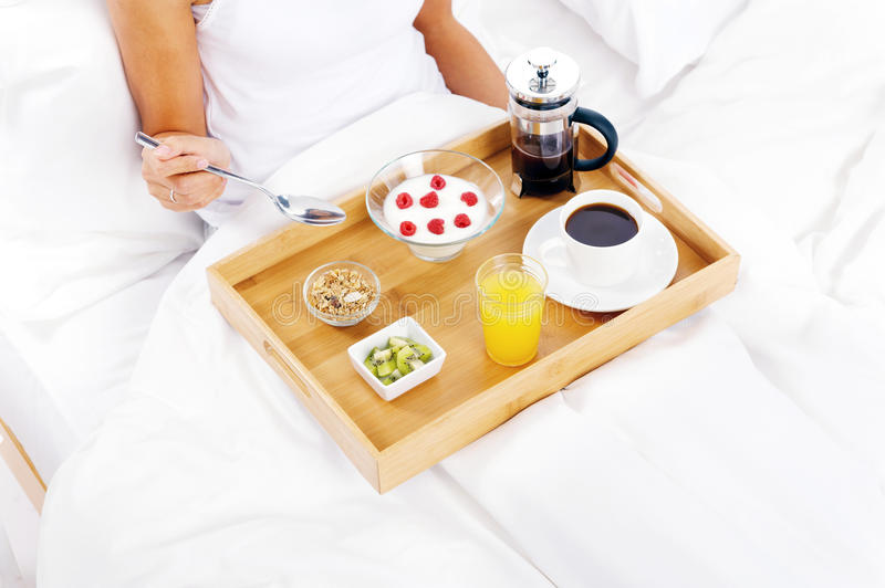 Download Luxury breakfast service stock image. Image of house - 27342273
