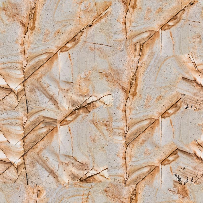Luxury brown granite texture. Seamless square background, tile ready. High resolution photo stock photography