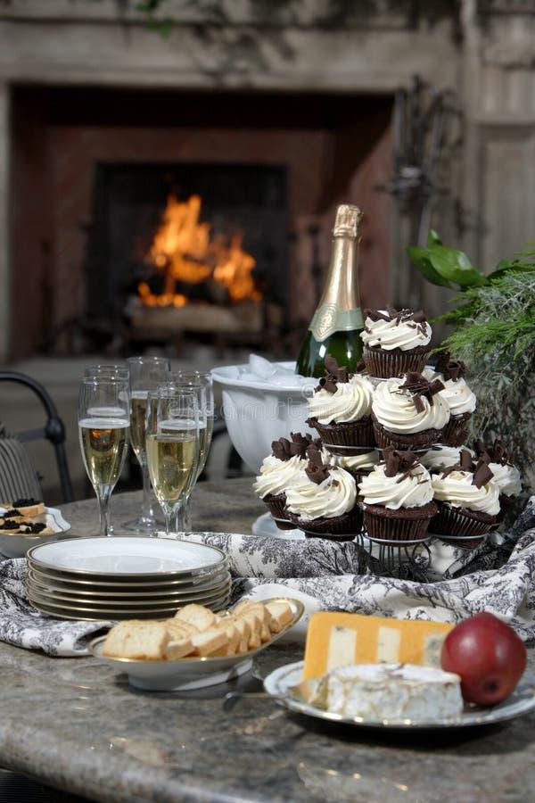 Luxury California Holiday stock photography