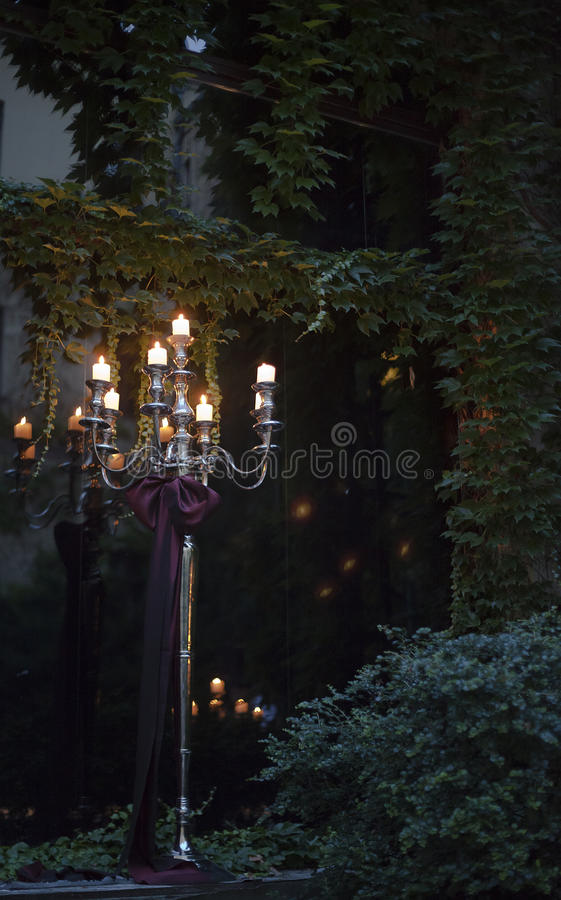 Download Luxury candle light stock photo. Image of romantic, ambient - 31820074