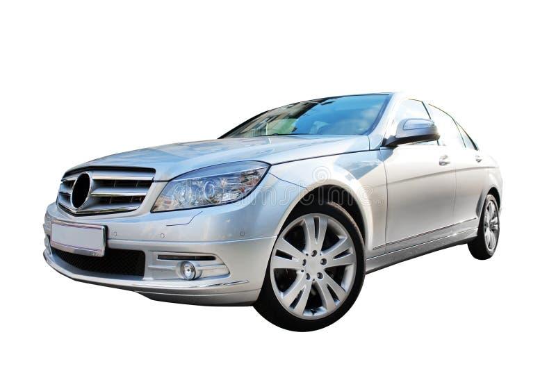Luxury car stock photo