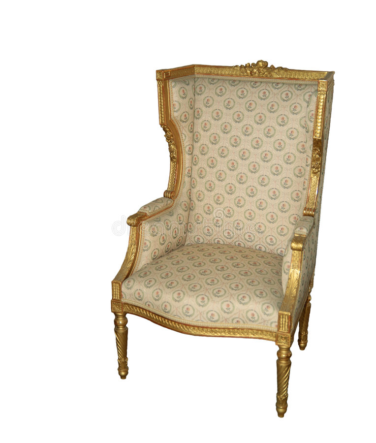 Free Luxury Chair Royalty Free Stock Images - 4270849