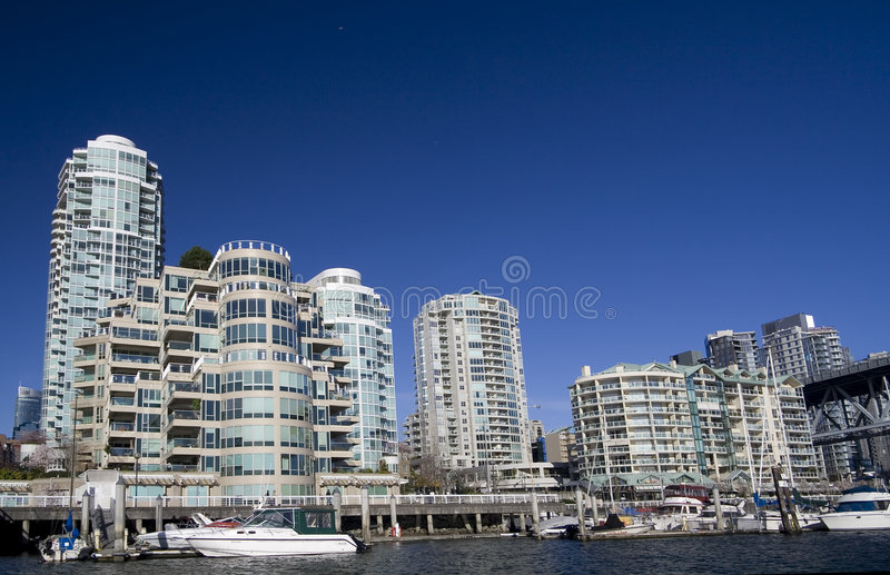 Download Luxury condo stock photo. Image of harbor, expensive, luxurious - 621432