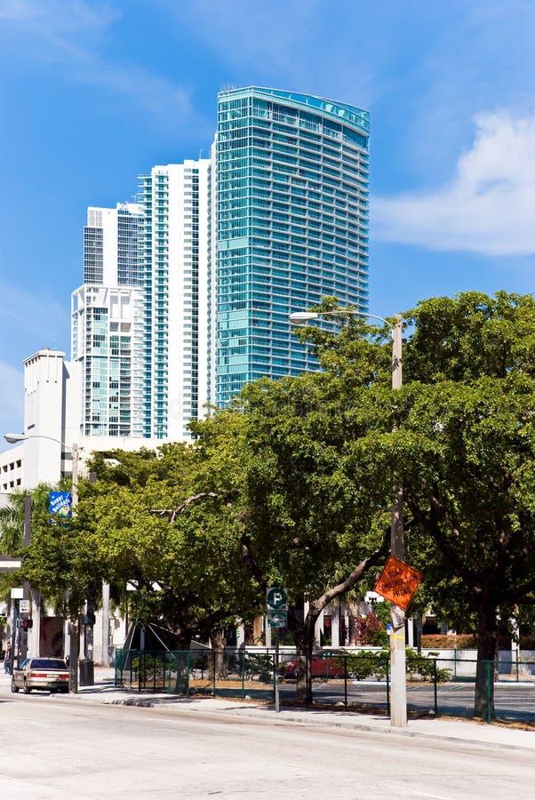 Free Luxury Condominium-buildings In Miami Stock Photo - 7581530