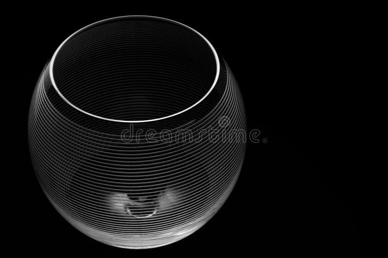 Download Luxury Crystal Globe Wine Glass Stock Image - Image of wineglass, reflection: 8035165